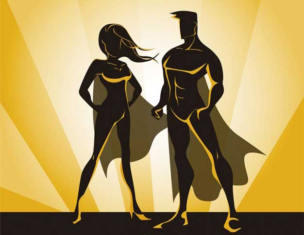 Can Standing Like a Superhero Make You More Confident